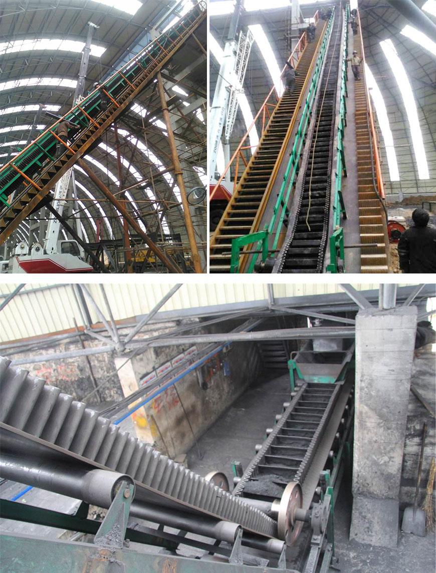 Hongshan Coal Yard Transshipment System