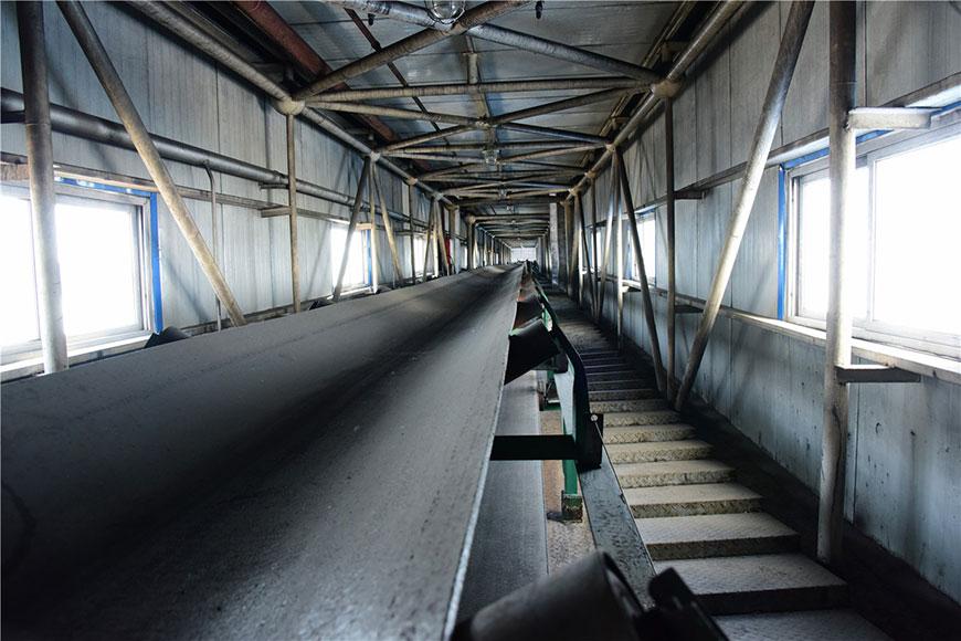 Shenshu Trunk Conveyor Coal Project